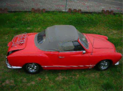 Karmann Ghia Con for sale