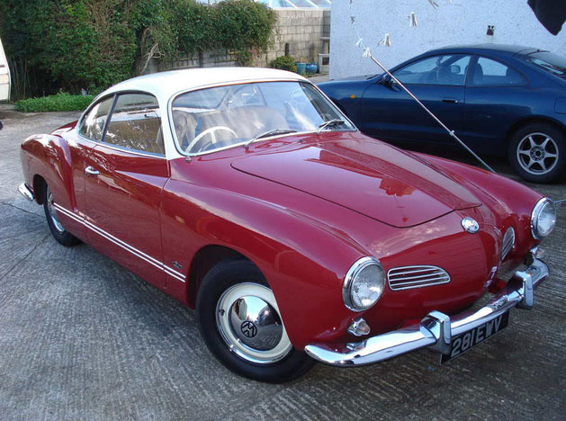 Karmann Ghia 1961 RHD For Sale