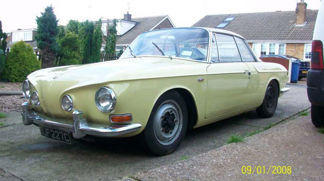 1965 karmann ghia T34 for sale