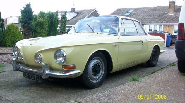 1965 karmann ghia T34 for sale