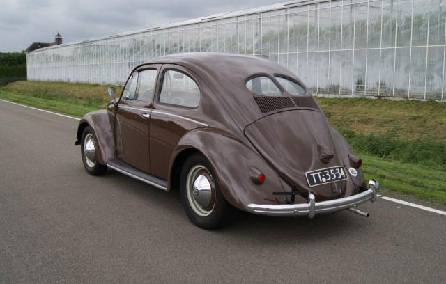 Steering Wheel Restoration >> 1950 split window vw beetle for sale - Buy Classic Volks