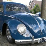 1955 Original Dutch Volkswagen beetle oval
