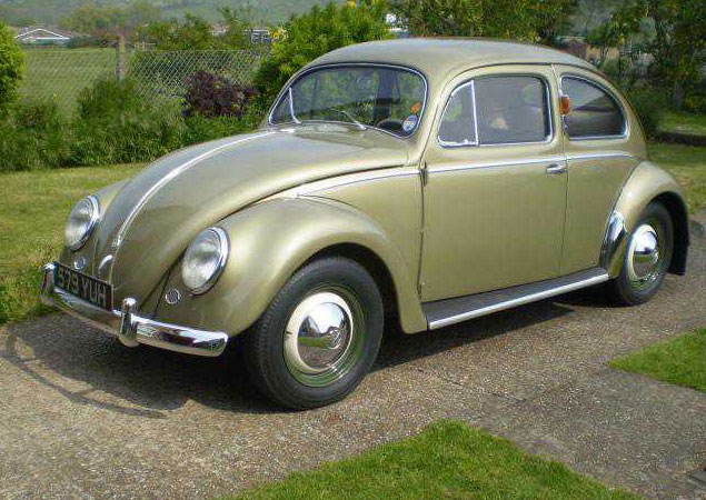 1957 vw beetle for sale buy classic volks. Black Bedroom Furniture Sets. Home Design Ideas