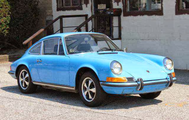 1971 porsche 911t coupe buy classic volks. Black Bedroom Furniture Sets. Home Design Ideas