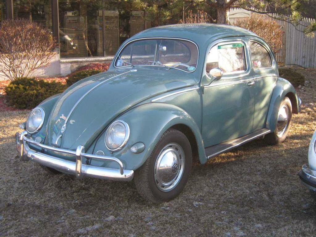1957 Beetle for sale