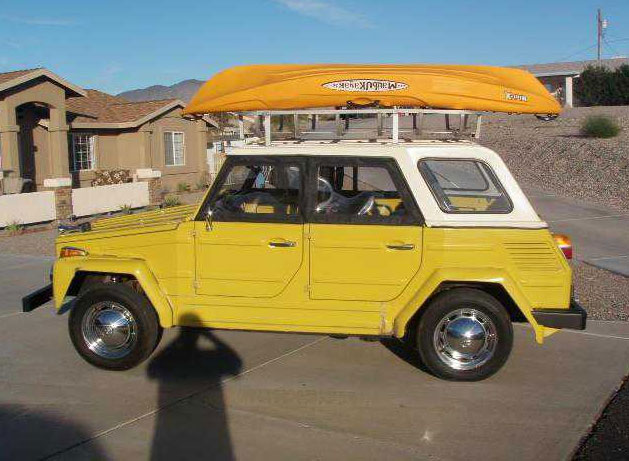 1973 VW Thing for Sale in us