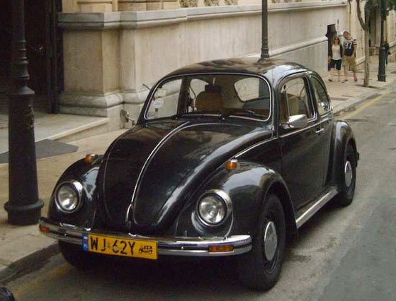 1973 Beetle for sale