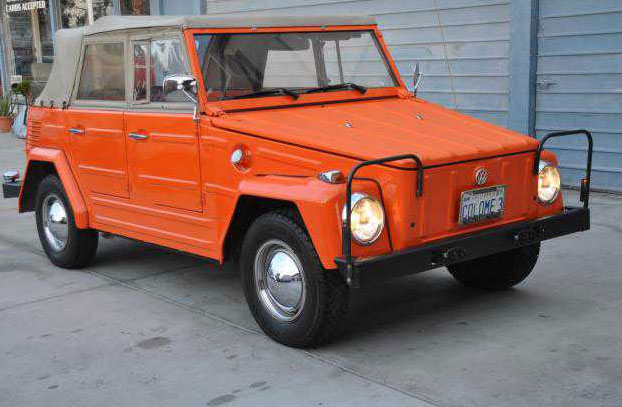 1977 VW Thing for Sale