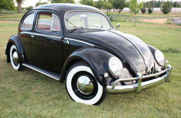 1956 oval bug original