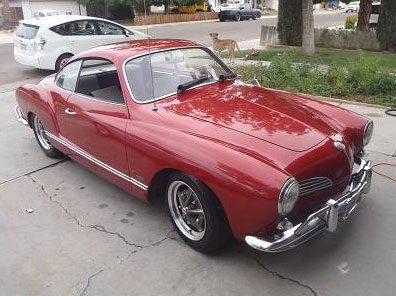1961 Ghia for sale california