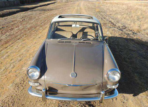 1963 Notchback for sale usa