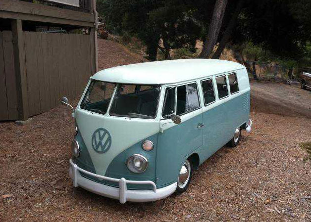 1964 VW Bus clean for sale