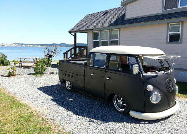 1966 Doublecab Volks for sale