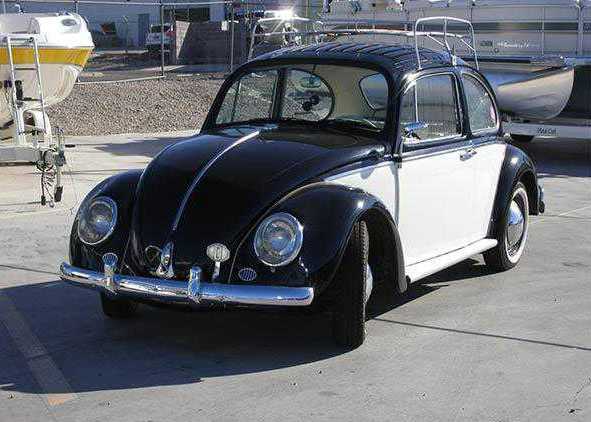 1966 VW Bug Duel Port 1600 for sale