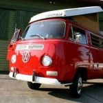 1970 Pop Top WESTFALIA