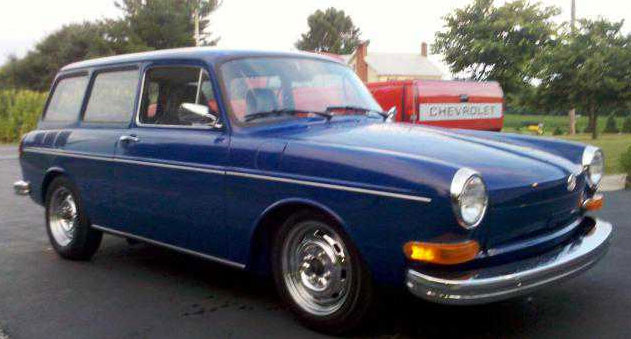 1971 Squareback for Sale