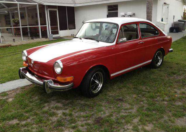 1971 VW Fastback for sale