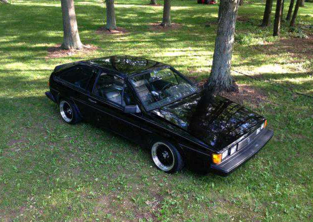 1984 Volkswagen Scirocco for sale usa