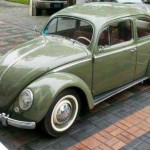 1953 VW Beetle OVAL