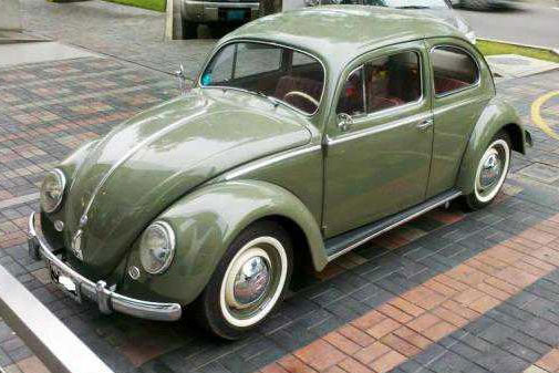 VW beetle oval 1953 for sale