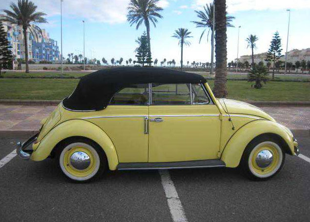 Vw Kafer Classic Cabrio for Sale