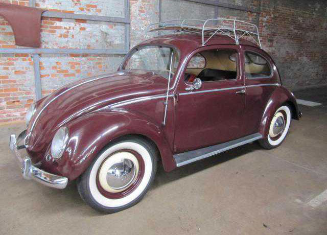 1950 Bug Deluxe Split Window for sale