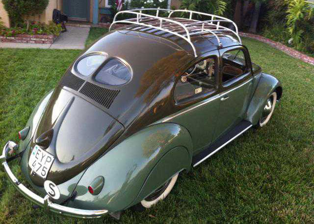 1950 Bug Split Window Deluxe for sale