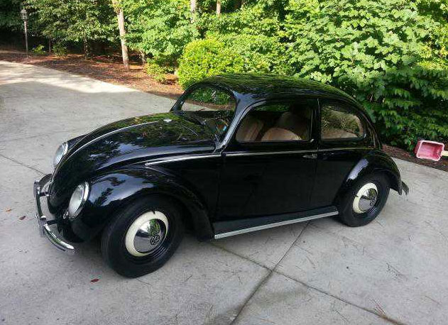 1950 Original Split Beetle for sale
