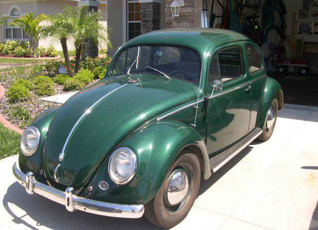 1954 Standard Beetle oval for sale