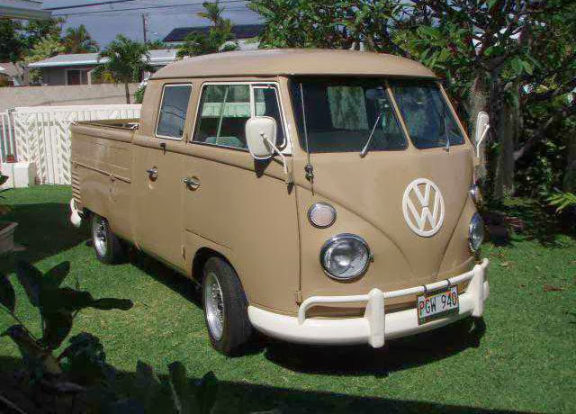 1962 VW Double Cab for sale