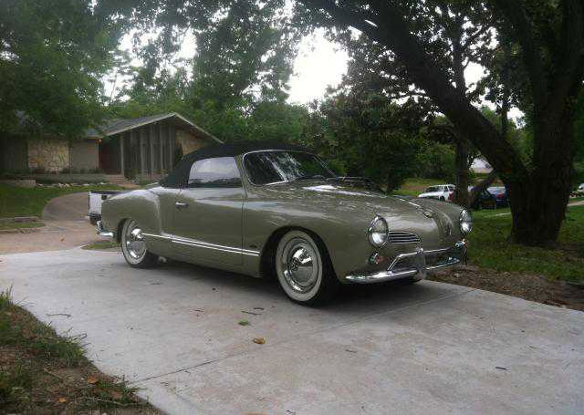 1963 Ghia Convertible for sale