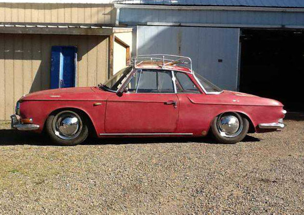 1966 Type 34 Ghia OG for sale