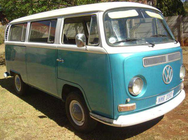 1968 VW Kombi RHD for Sale