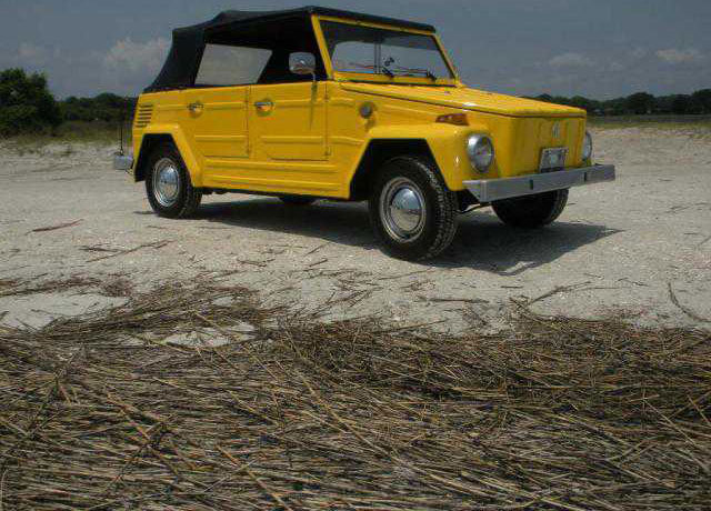 1973 VW Thing Original Condition
