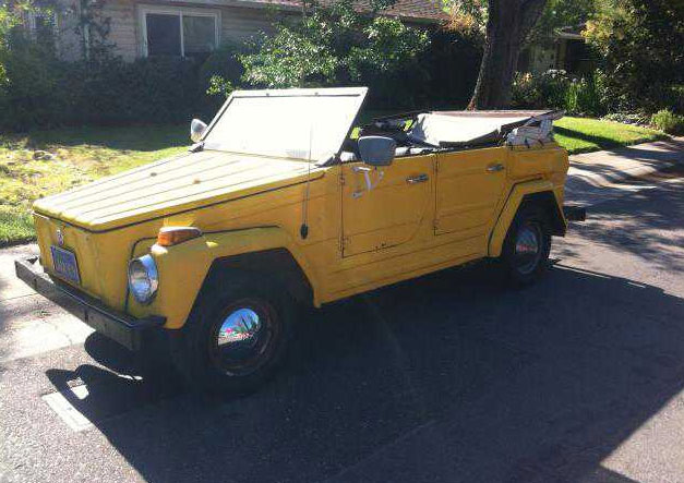 1974 VW Thing Good Runs n Drives