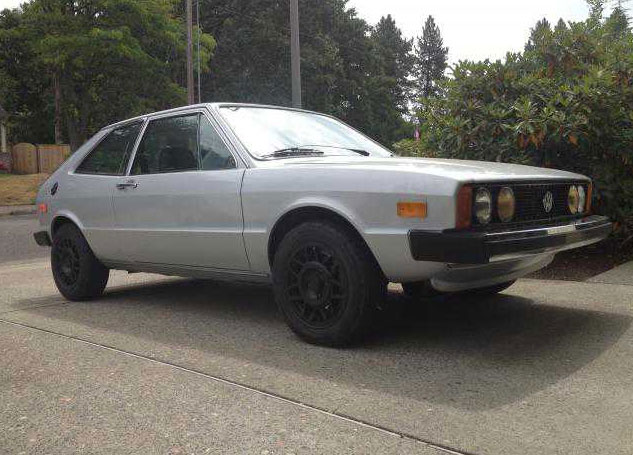 1976 Scirocco for Sale
