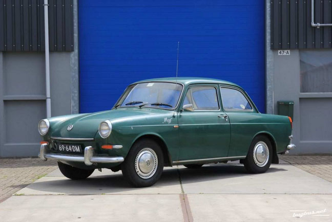 VW Type 3 Notchback 1967