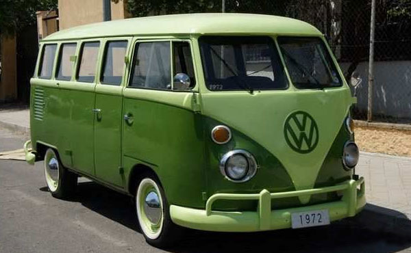 Volkswagen Bus T1 for sale in Madrid