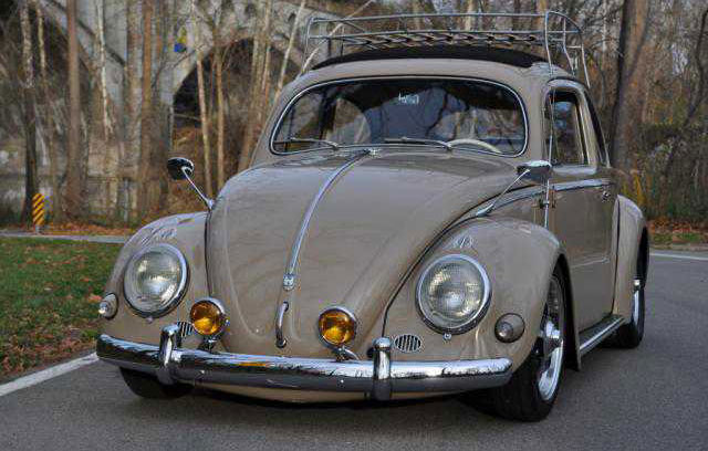 vw bug oval for sale