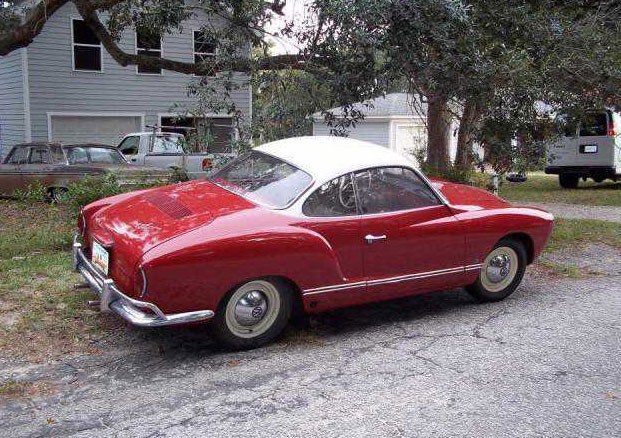 1963 Karmann Ghia for Sale or Trade