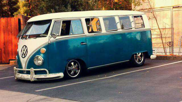 1966 VW Deluxe 13 Window OG Paint