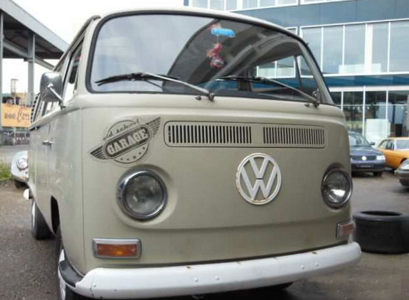 VW Bus T2a for sale