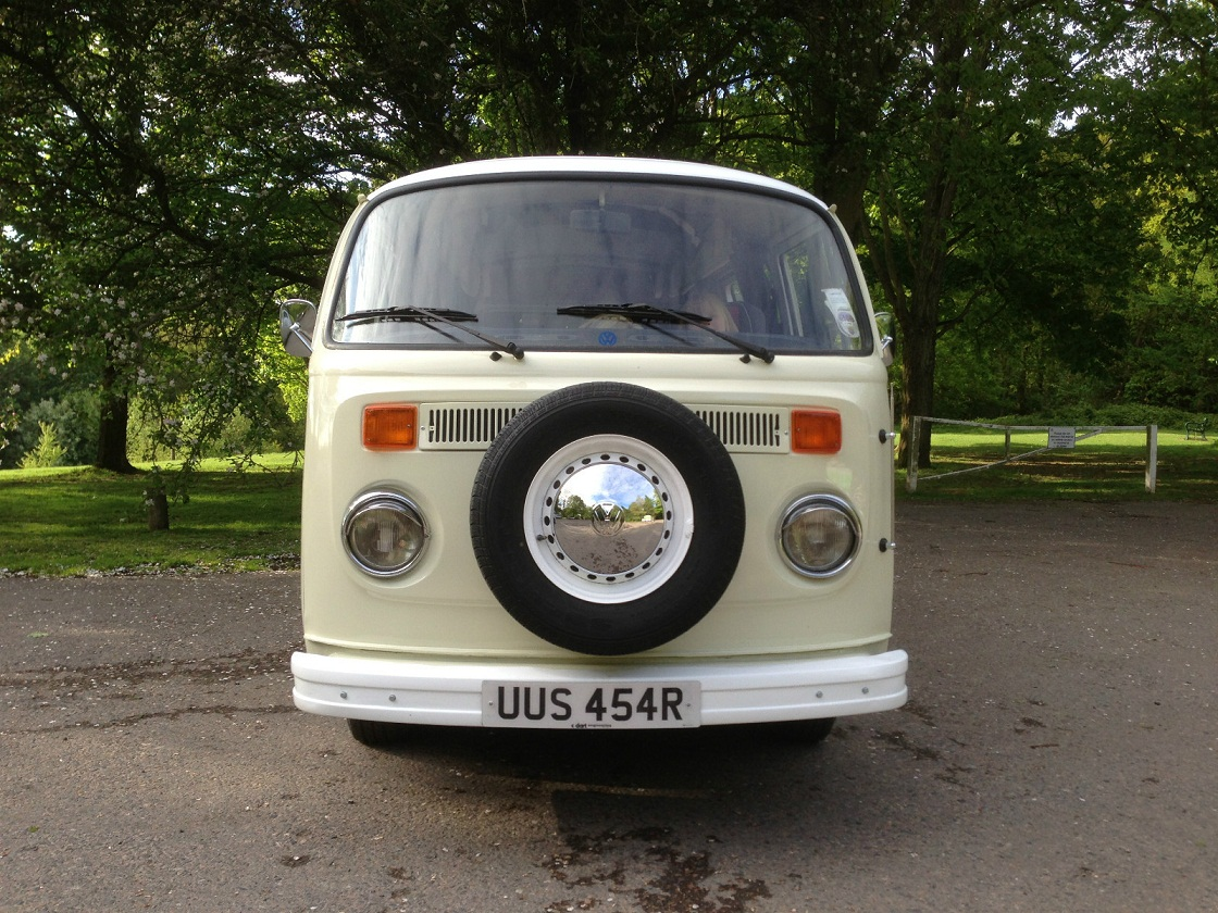 Volkswagen T2 Bay Window 1977