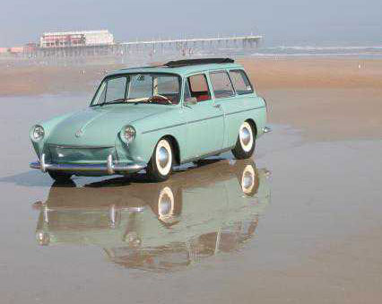 mag featured 1965 Squareback for sale