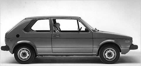 vw rabbit history