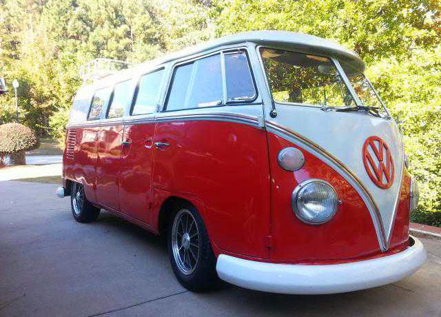 11 window vw bus for sale