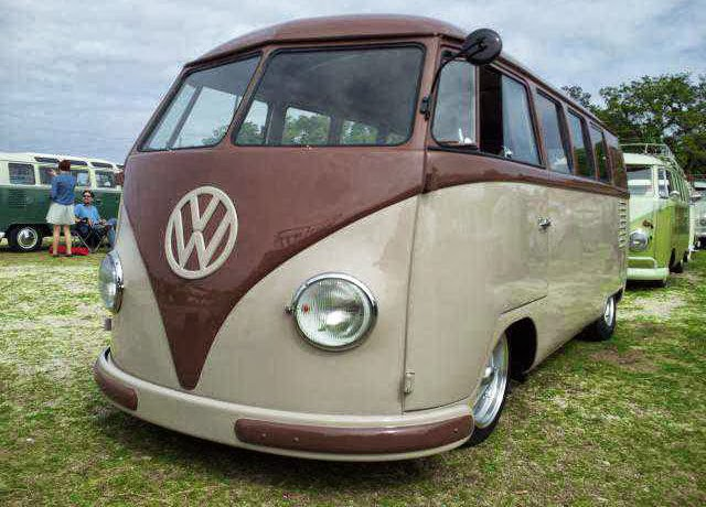 1952 VW Barndoor Bus Very Rare