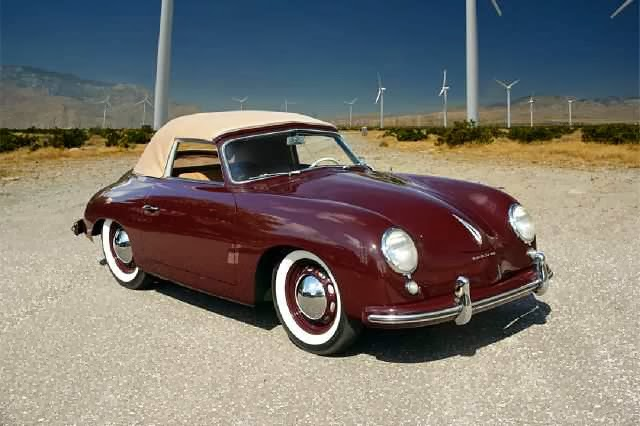 1953 Porsche 356 Pre A For Sale Buy Classic Volks