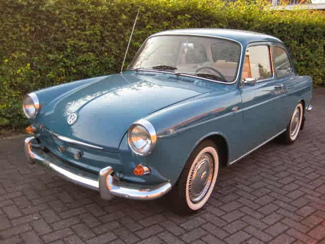 1962 VW Notch 1500