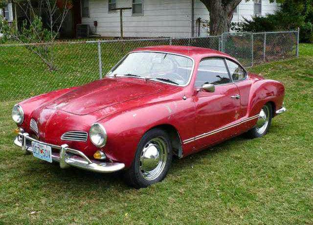 1964 Karmann Ghia Coupe for sale